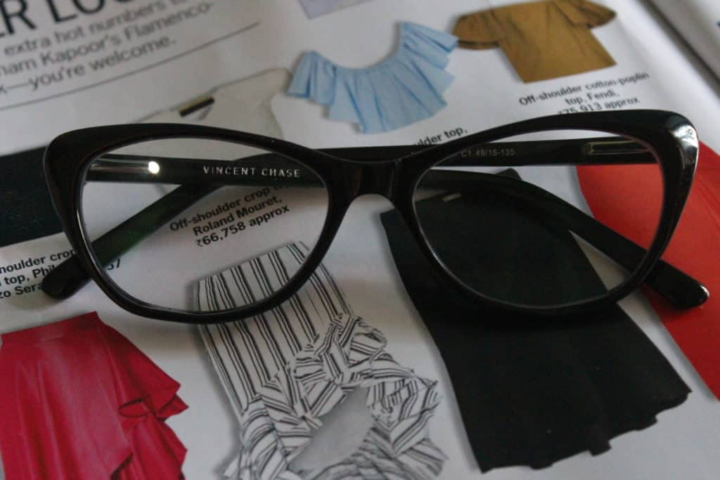 March Favourites: Of Eye Glasses And Beer Bottles