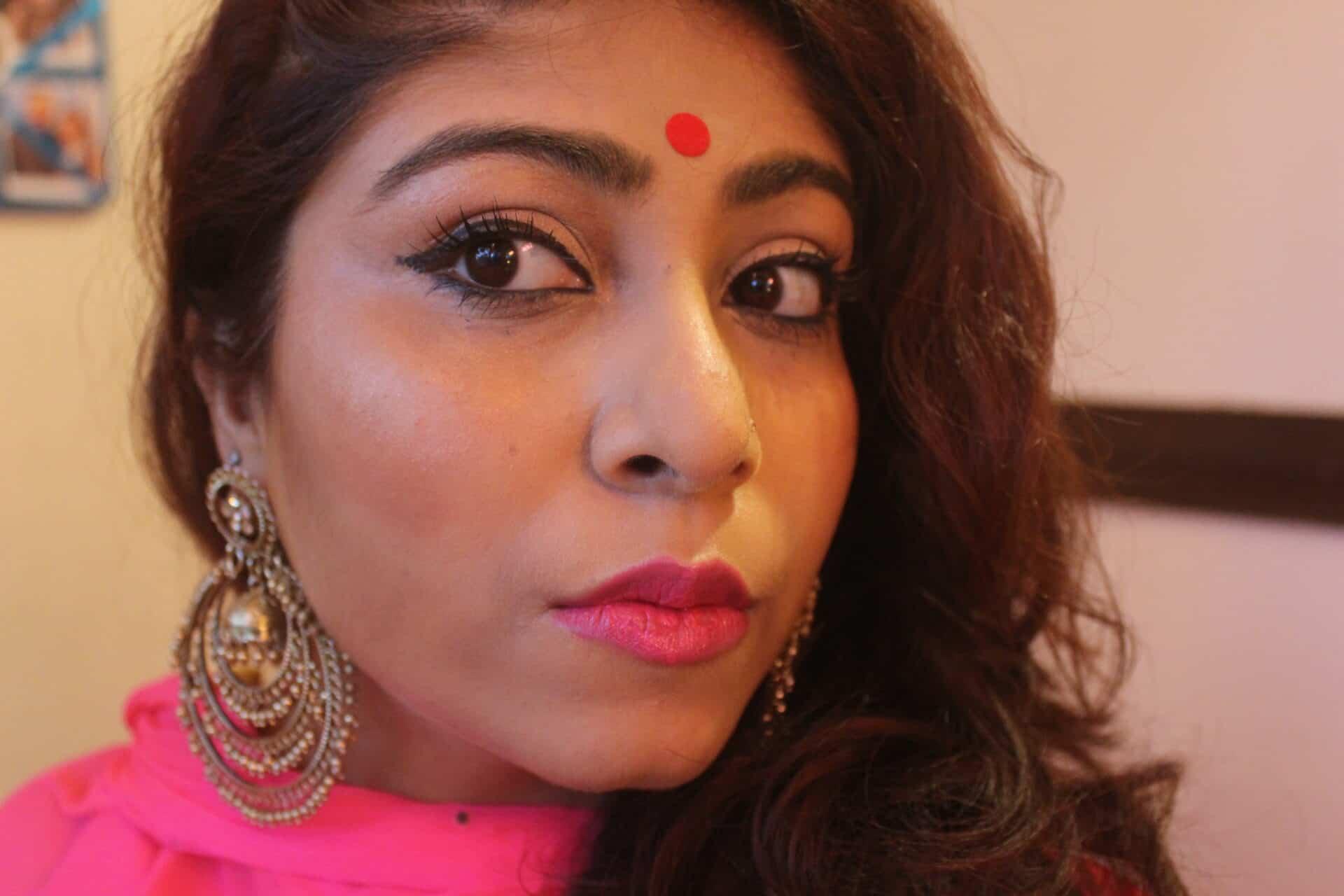 Real Girl Diwali
